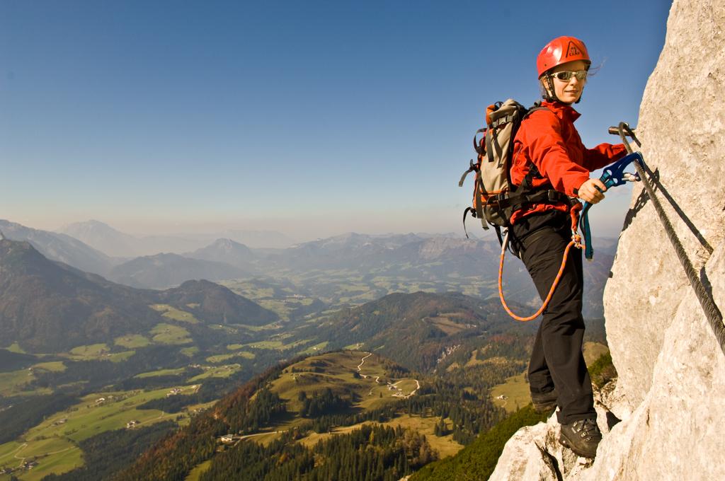 Klettersteig Ausrüstung : Klettersteigausrüstung co tipps für den klettersteig